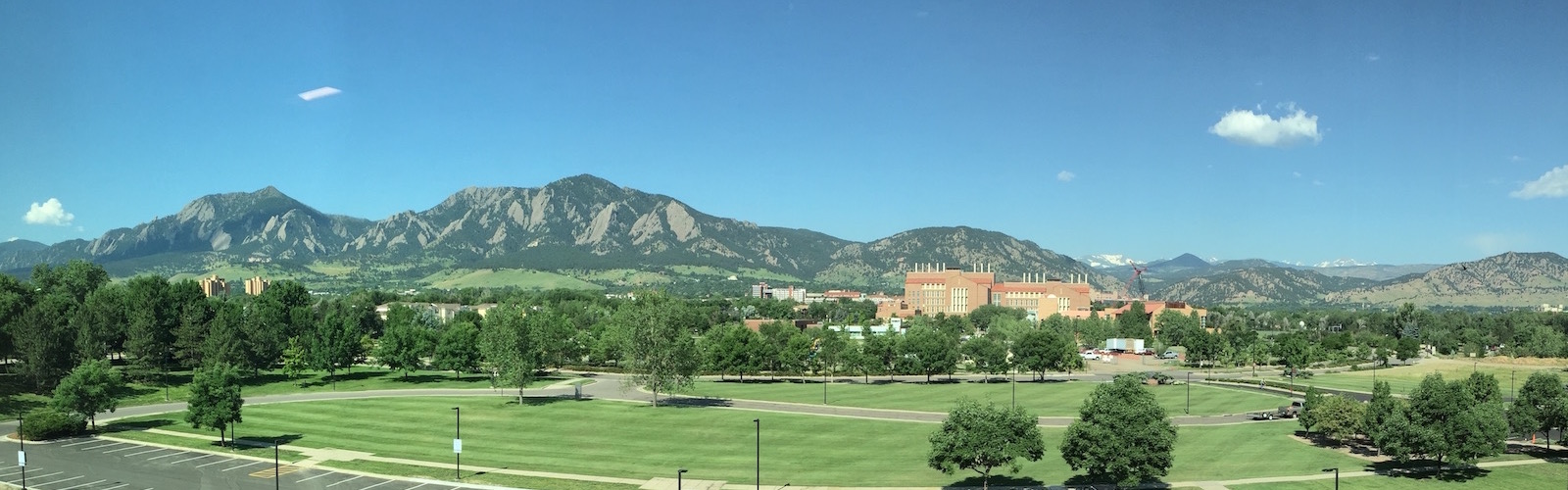 View from SEEC